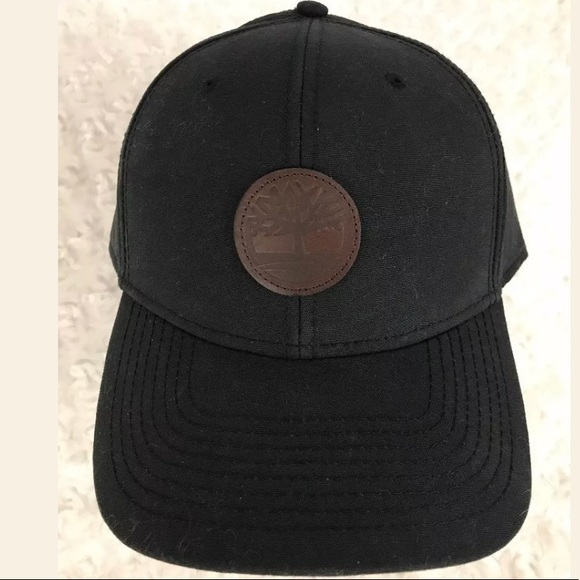 b1bcc1365 Timberland Accessories | Baseball Cap Hat Black Snap Back New | Poshmark